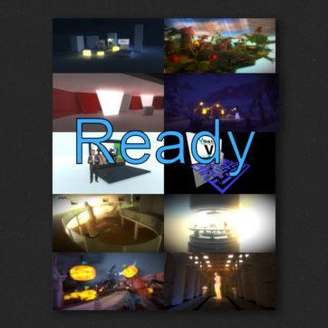 Vset3D Ready 3