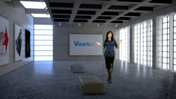 Vset3D Virtual studio