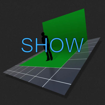 Vset3D Show version