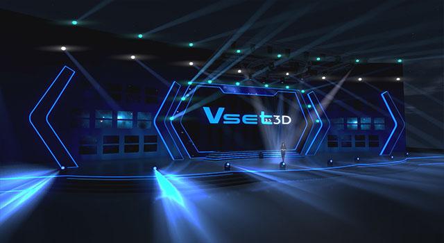 Vset3D Show Demo